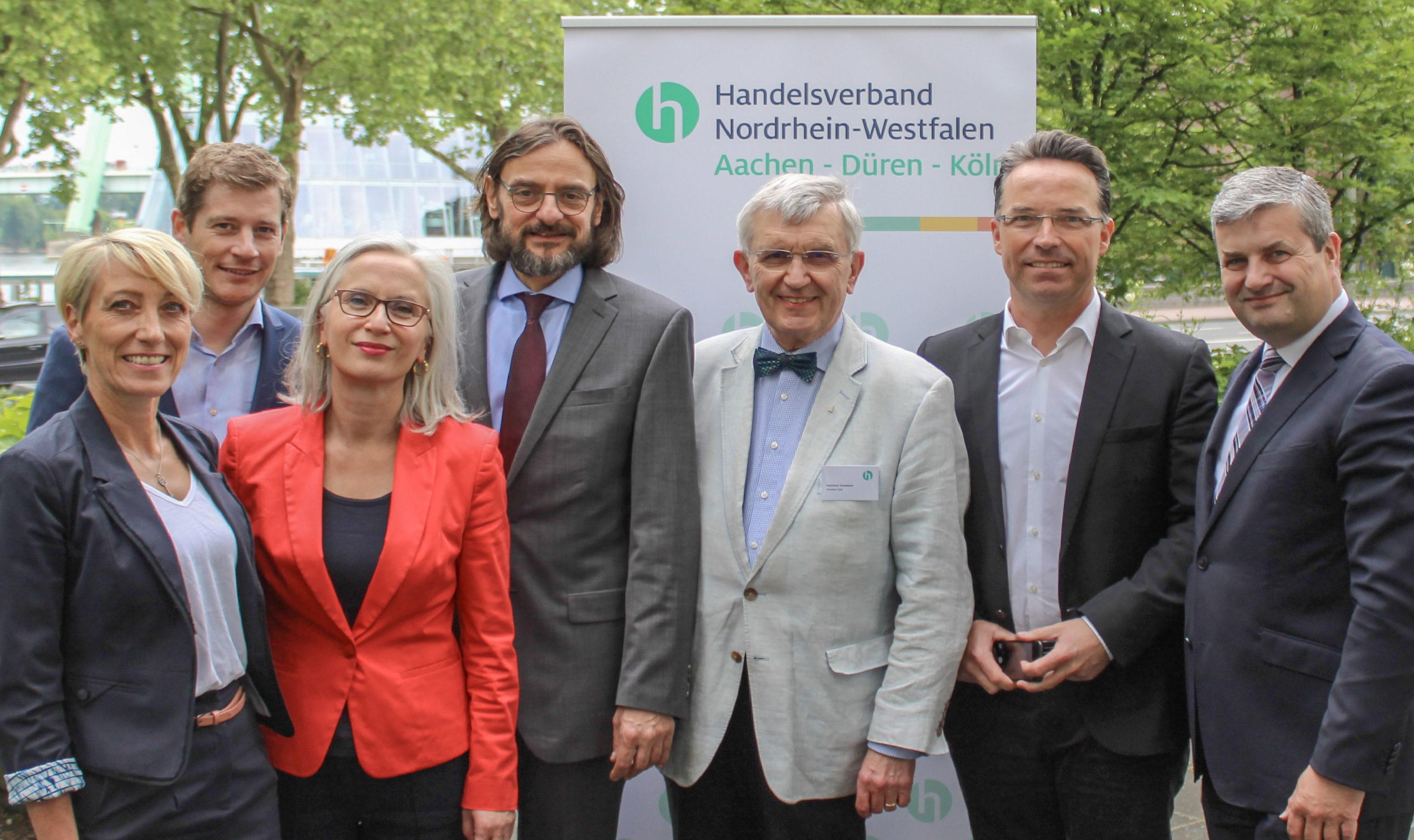 Vorstand des HV NRW Aachen Düren Köln e.V.