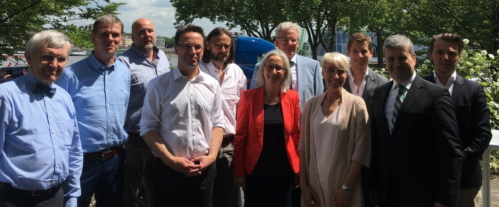 Neuer Vorstand des HV NRW Aachen Düren Köln e.V.